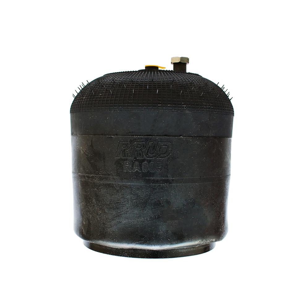 RRUDForce air spring for Mercedes Actros engine