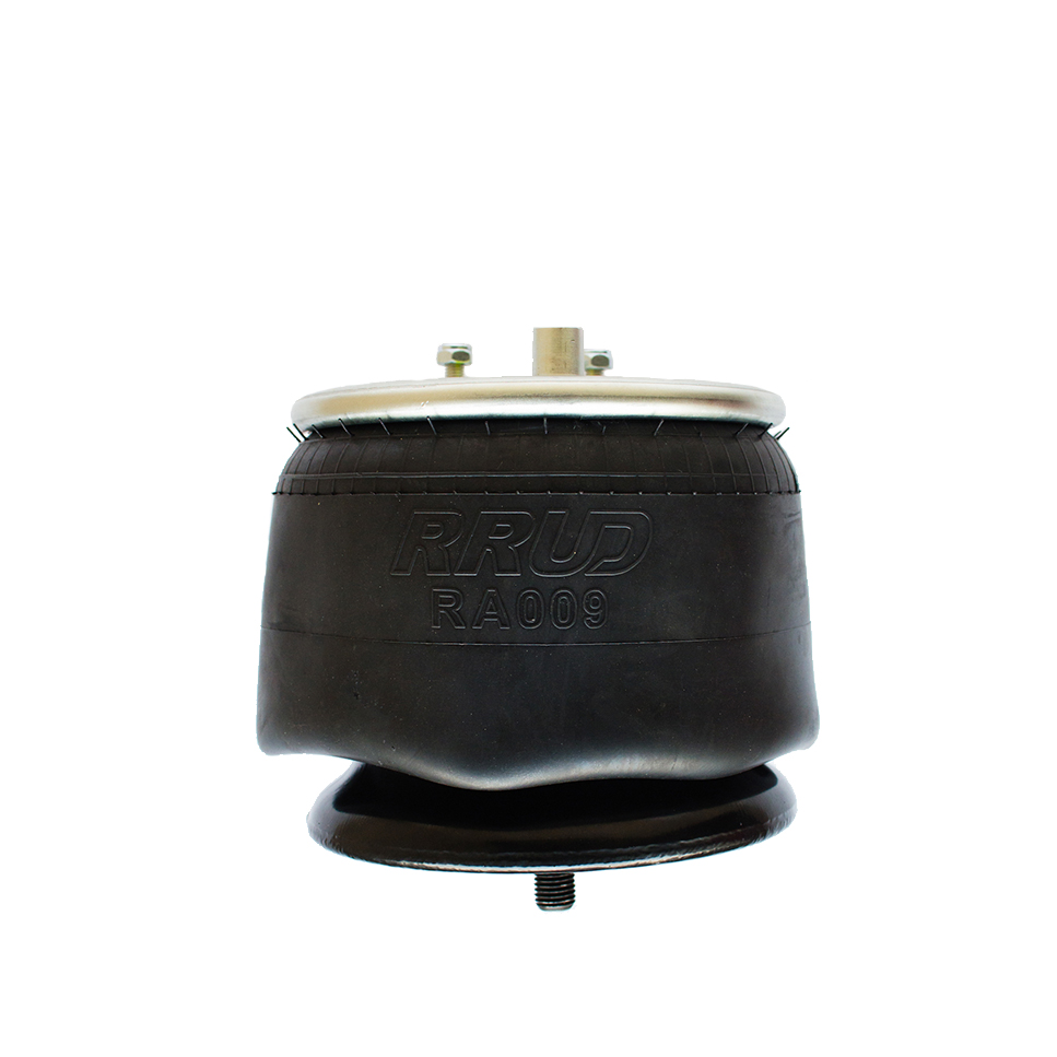 RRUDForce air spring for Iveco engine