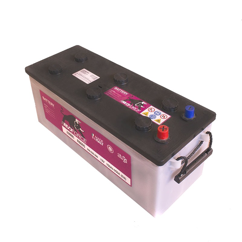 Battery 150 Ah 950 A +LX (code RB005)