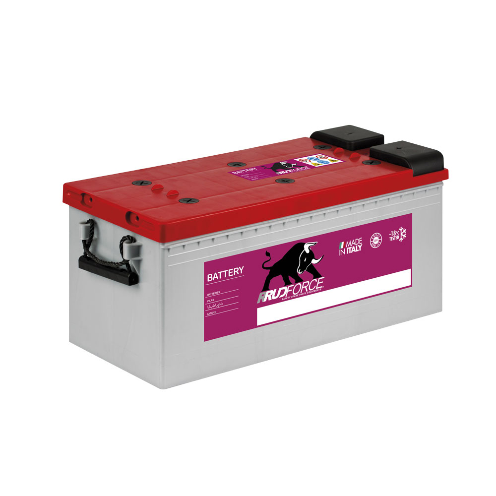 Battery 225 Ah 1200 A +LX (code RB010)