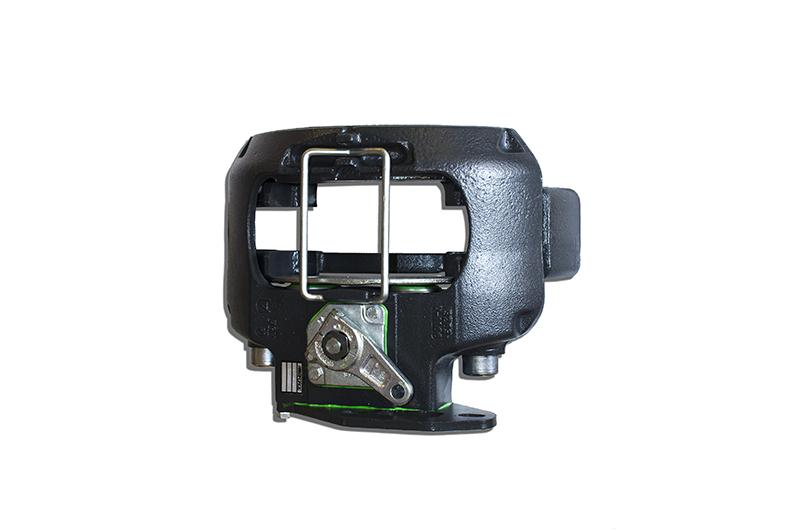 Complete brake caliper 15224837SR