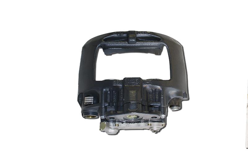 Complete brake caliper 500363442 for Iveco Tector