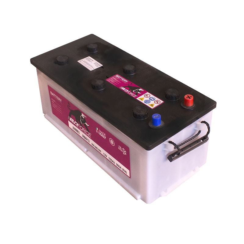 Battery 150 Ah 900 A +RH (code RB013)