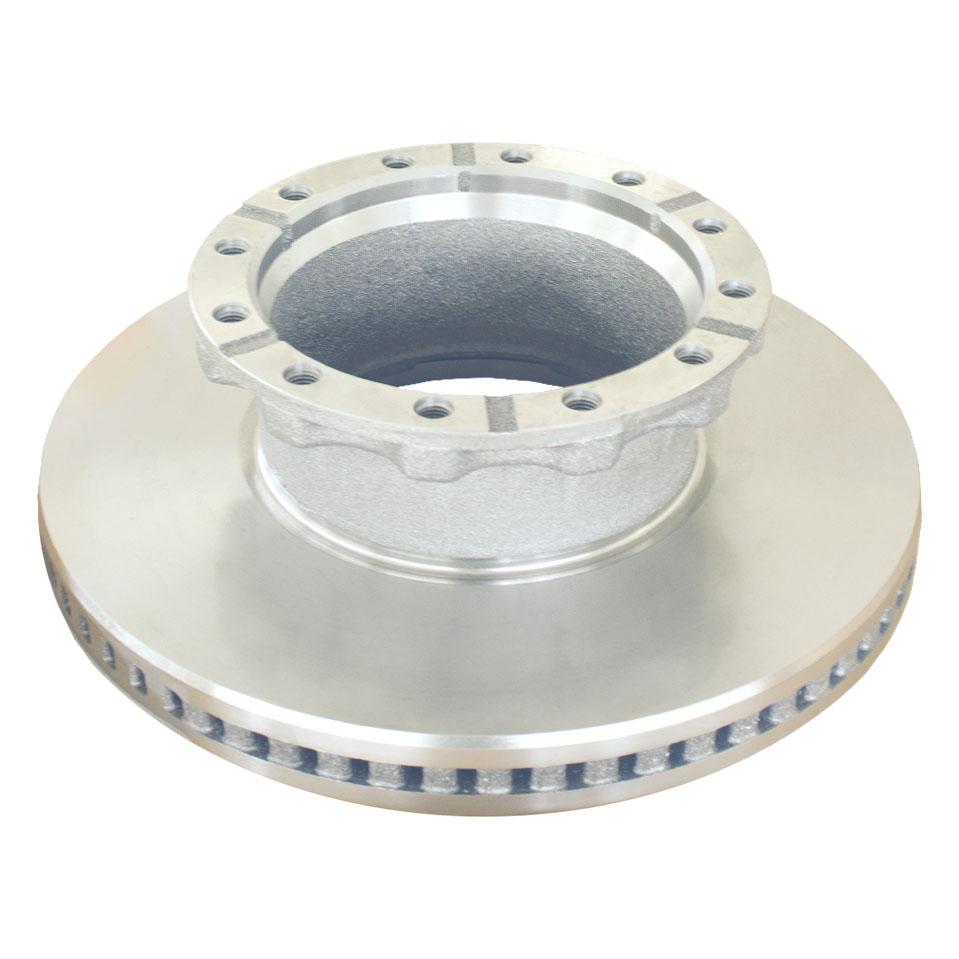 Rrudforce front brake disc for Iveco Stralis, Eurocargo (2992477)
