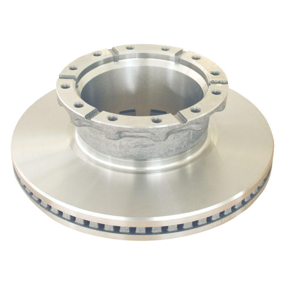 Rrudforce rear brake disc for Iveco Stralis (2996328)