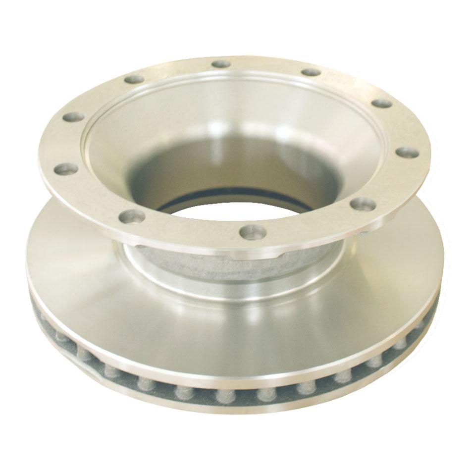 Rrudforce rake disc for Bpw SB4345 axle