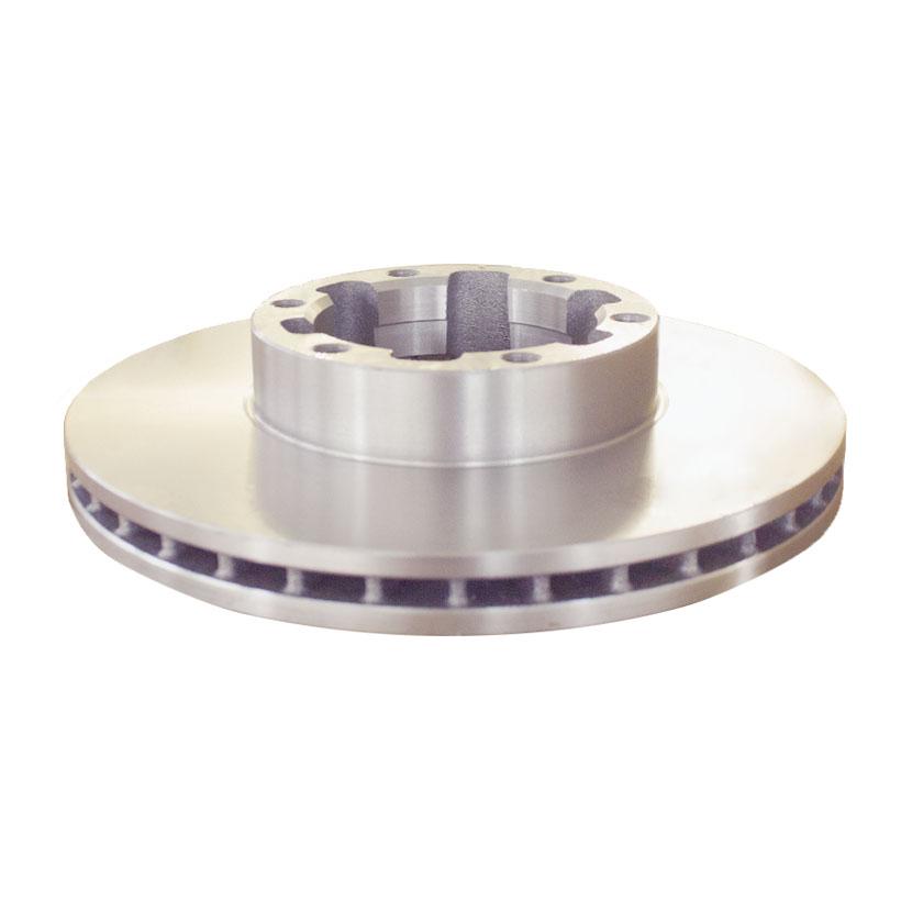 Rrudforce front brake disc for Nissan Atleon (40206F3901)