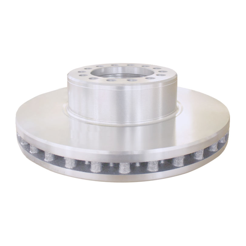Rrudforce front/rear brake disc for Iveco Eurocargo (2995894)