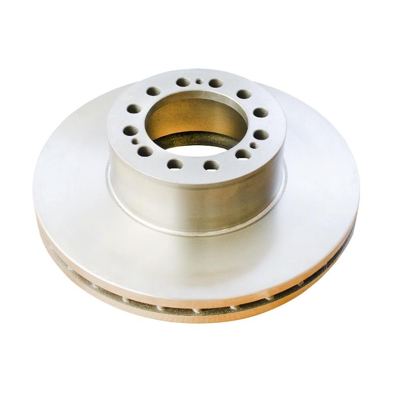 Rrudforce front brake disc for Man Tga (81-50803-0040)