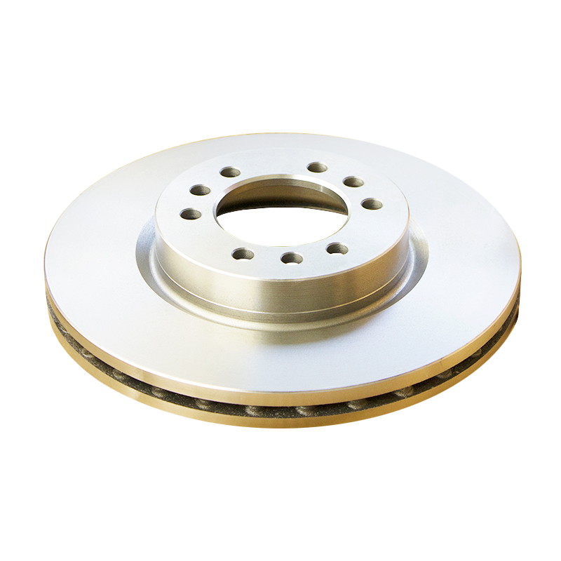 Rrudforce front brake disc for Iveco Daily 65C (42471214)