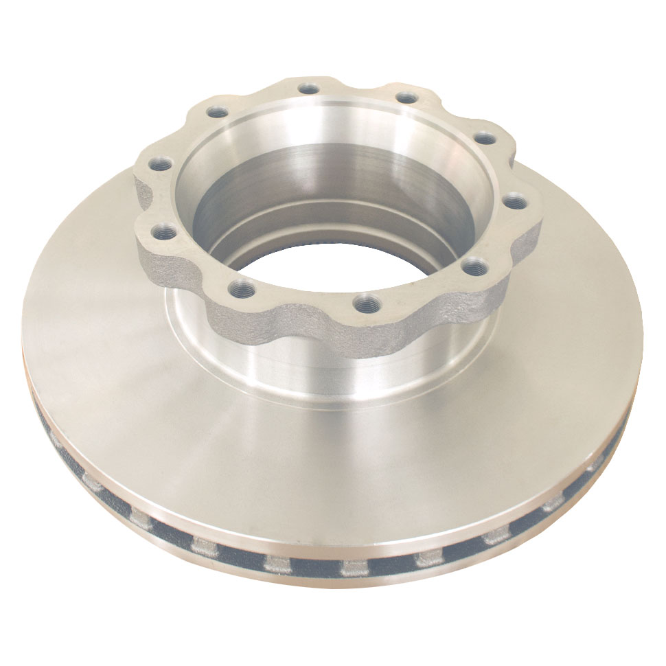 Rrudforce rear brake disc for Man Tga (81-50803-0048)