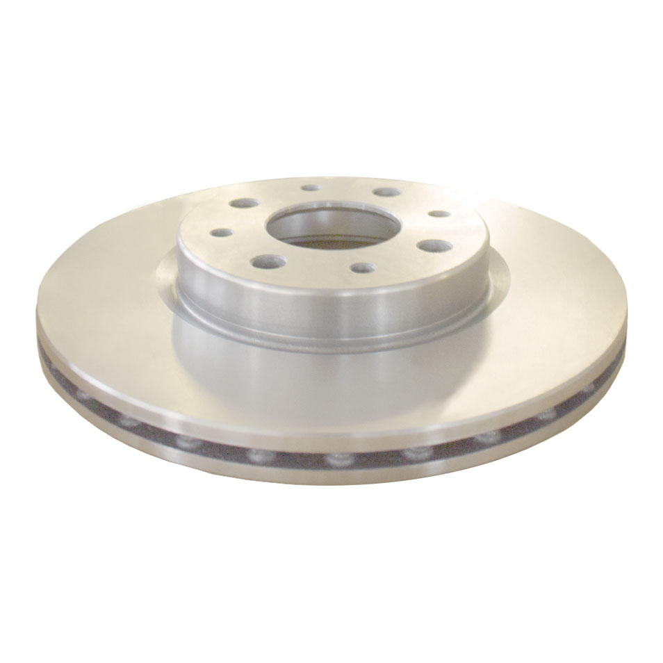 Rrudforce brake disc for Fiat Punto and Doblò (46423415)