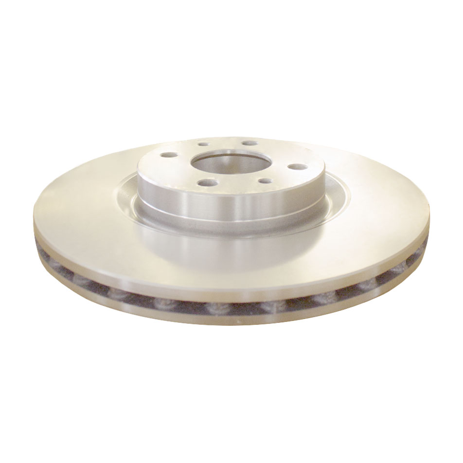 Rrudforce brake disc for Fiat Ducato (2008 onward) (46455892)
