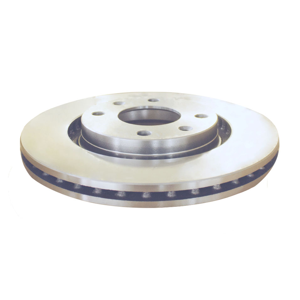 Rrudforce brake disc for Citroen Berlingo, C3, C4, DS3 (4246W7)